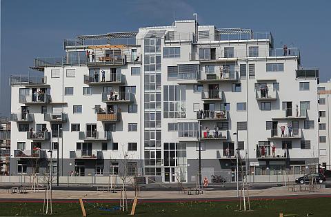 Wohnung frei in B.R.O.T. Aspern