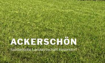 SOLAWI ACKERSCHÖN in Hasendorf – ein Demeter-Landwirtschafts-Projekt befindet sich in der Startphase