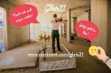 Gleis 21-Crowdfunding