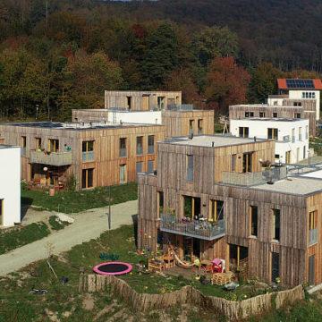 Voten für BROT Pressbaum beim NÖ Holzbaupreis