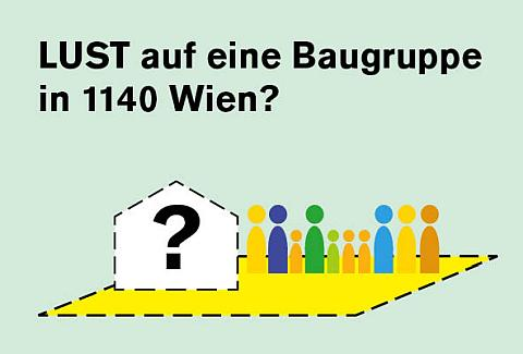 Lust auf eine Baugruppe mit nonconform im 14. Bezirk / Wien?